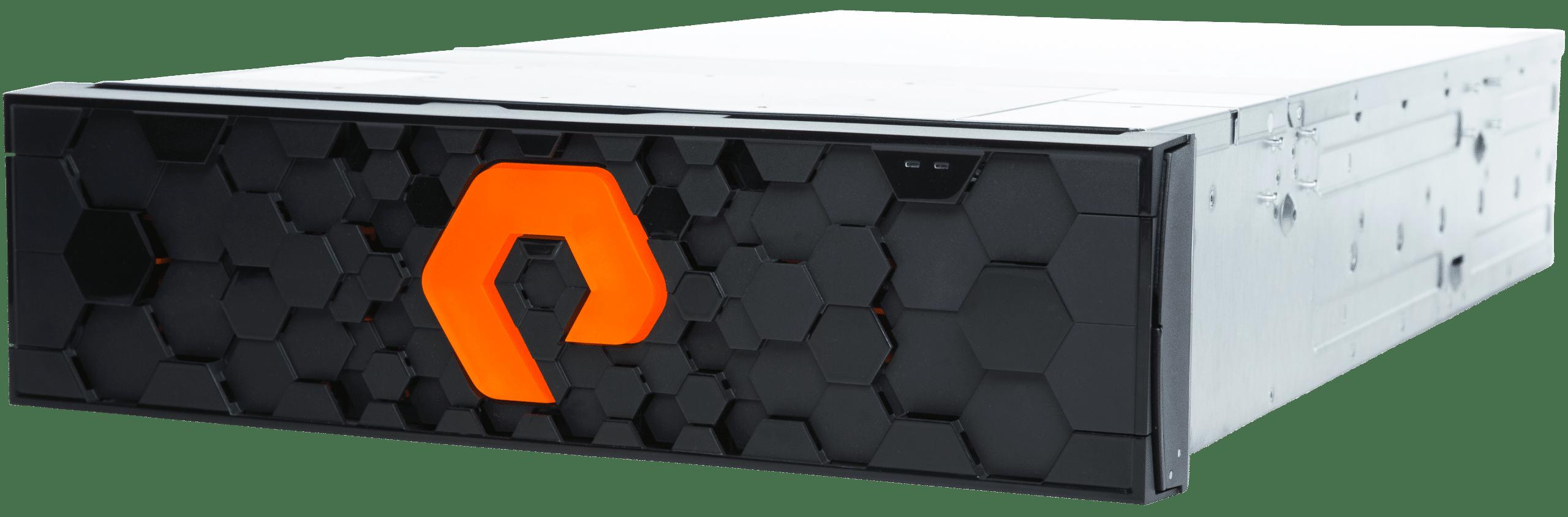 Pure Storage's shared storage appliance