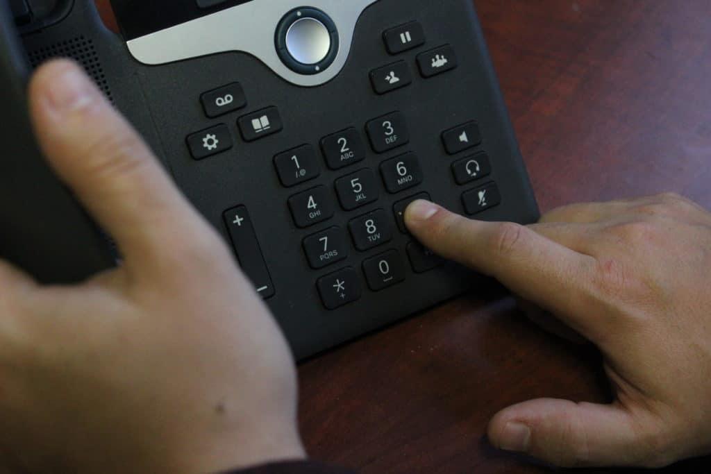 Cisco BE6K phone